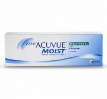 1-Day ACUVUE MOIST MULTIFOCAL WITH LACREON 30