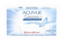 Acuvue Oasys for Astigmatism with Hydraclear Plus 6 линз