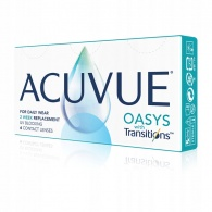 Acuvue Oasys with Transitions 6 линз