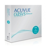 1-Day ACUVUE Oasys with Hydraluxe 90 линз